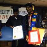 CULA honored by Senator Feinstein